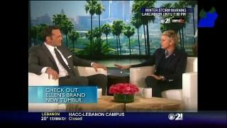 Vince Vaughn Interview Mar 05 2015