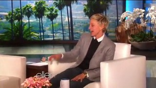 Ellen Monologue & Dance Apr 01 2015