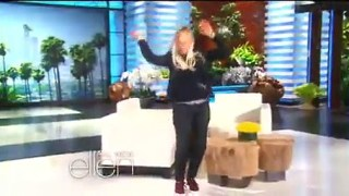 Ellen Monologue & Dance Apr 06 2015