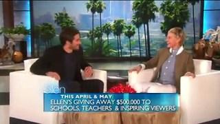 Jake Gyllenhaal Interview Apr 27 2015