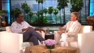 Sean Diddy Combs Interview Apr 29 2015