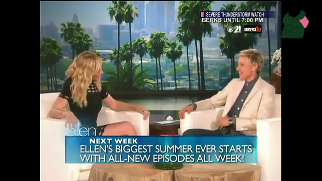 Beth Behrs Interview May 27 2015