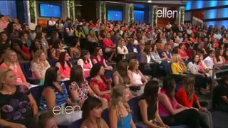 Ellen Monologue & Dance May 04 2015