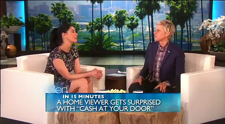 Sarah Silverman Interview Part 2 June 03 2015