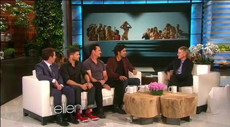 The Cast Of Entourage Interview Part 2 June 04 2015