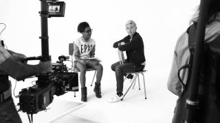 #GapKidsxED Behind the Scenes with Ellen DeGeneres