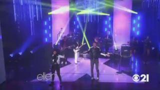 Duran Duran & Janelle Monae Performance Sept 23 2015