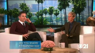 Matt Bomer Interview Oct 08 2015