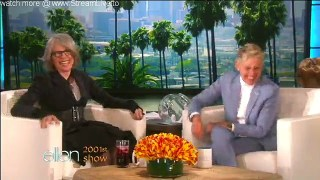 Diane Keaton Interview Part 1 Nov 13 2015