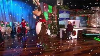 Ellen Monologue & Dance Nov 24 2015