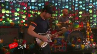 Coldplay Performance 2 Dec 04 2015