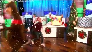 Ellen Monologue & Dance Dec 01 2015