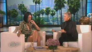 Rihanna Interview Feb 04 2016