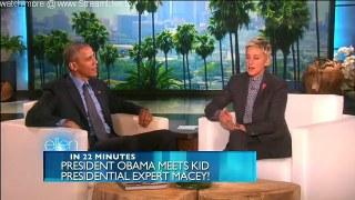 President Barack Obama Interview Part 3 Feb 12 2016