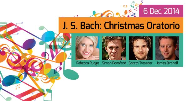 J S Bach - Christmas Oratorio
