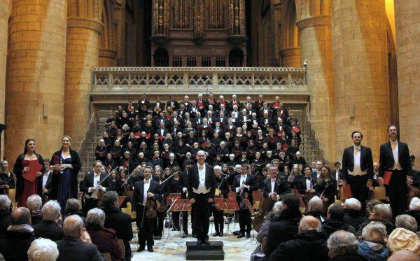Missa Solemnis performance