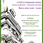 Gloucester Police and City to Host Opiate Abuse Community Call to Action Event on May 2