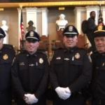 Gloucester Police Officers Graduate from MBTA Transit Academy