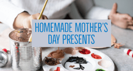 mothers day gifts, homemade mothers day presents, gifts that kids can make