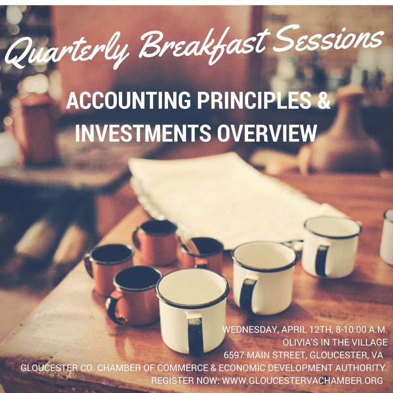 quarterly breakfast sessions