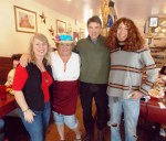 We met Governor Rick Perry after our memorable showing at the Round Top Chili Cookoff in 2013