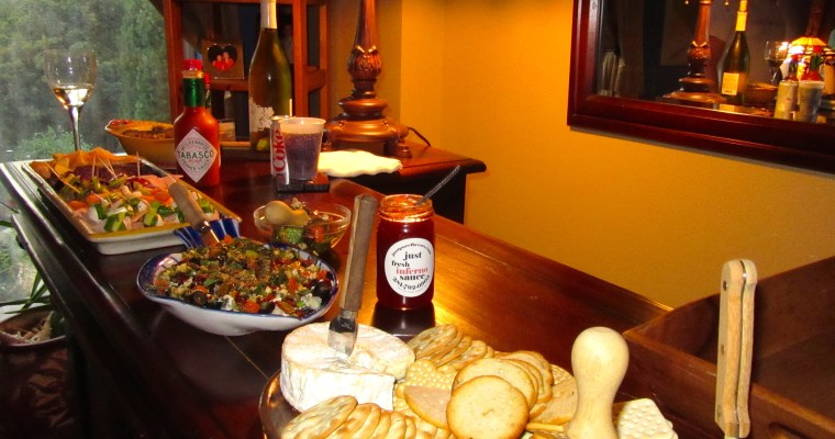 Family Smorgasbord Night – No Cooking, Just Bonding