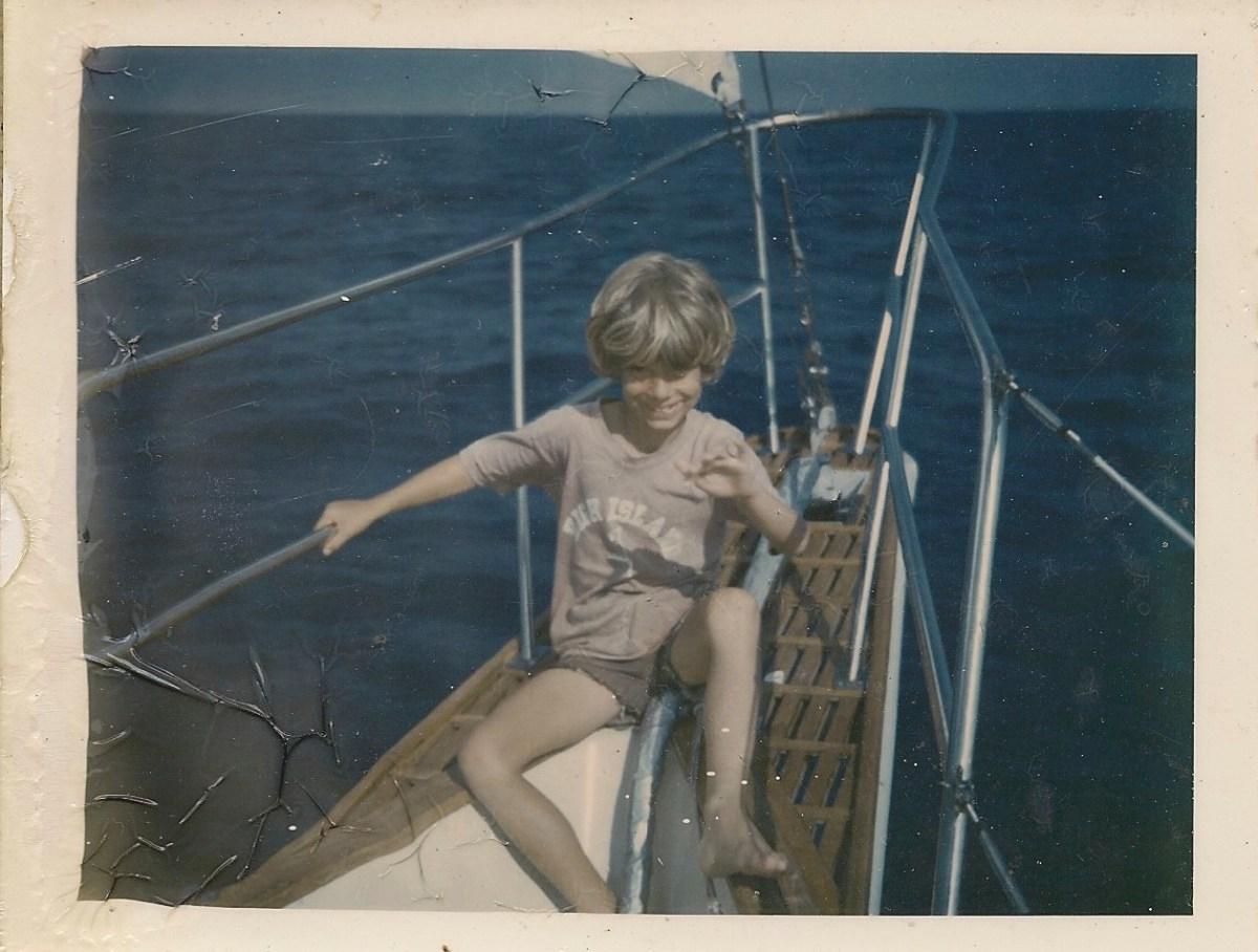 Steve on Sea Urchin