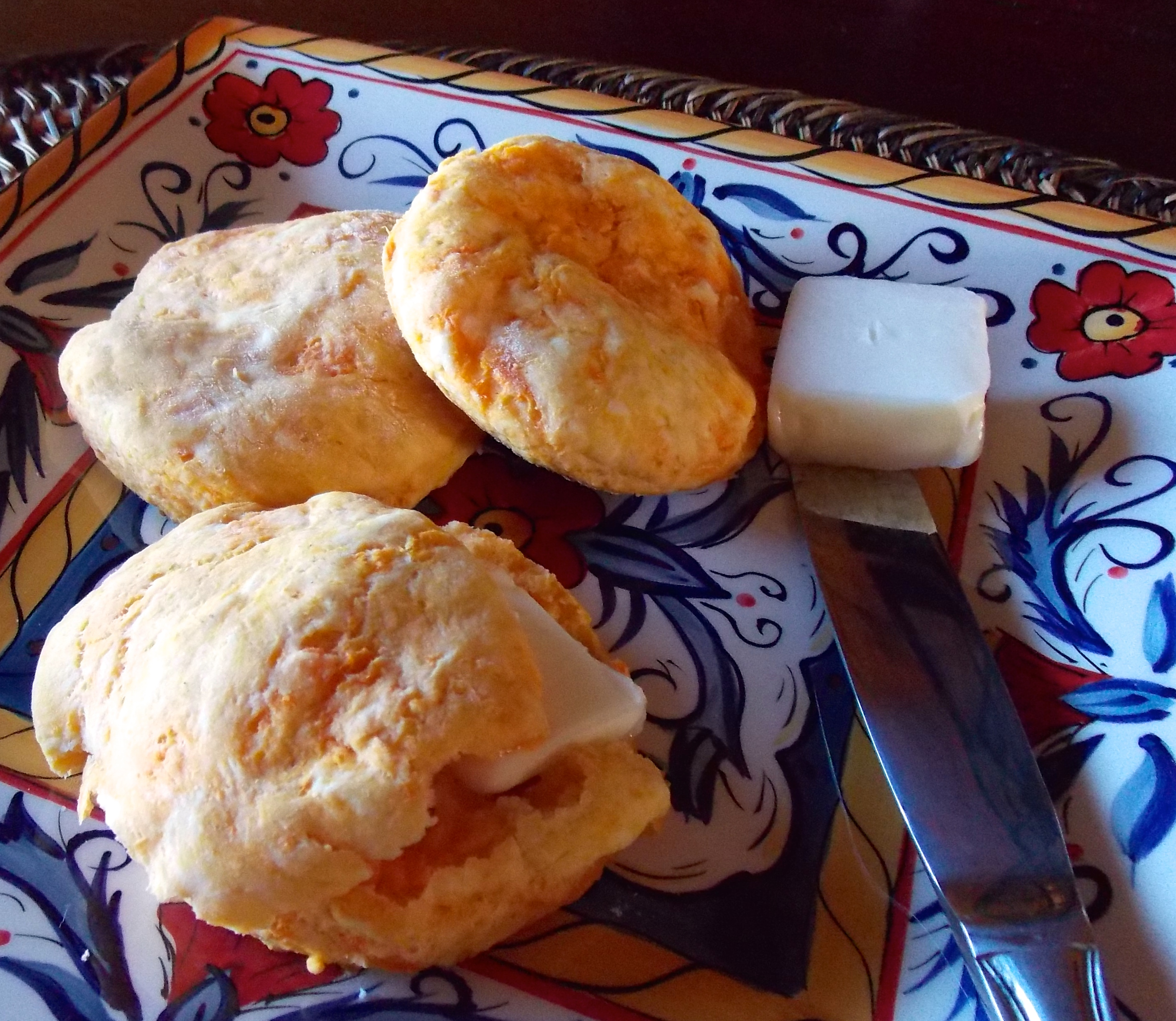 Sweet Potato Biscuits: Family History, Love on a Plate