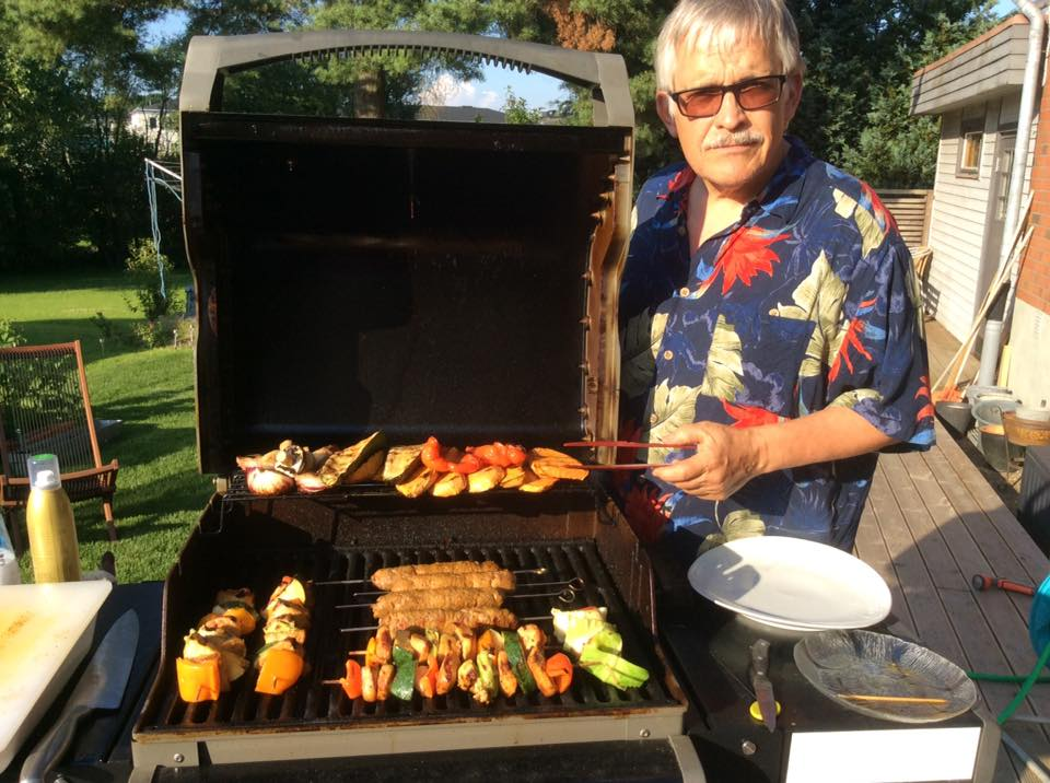 The Swedish (Almost) Vegetarian Barbecue