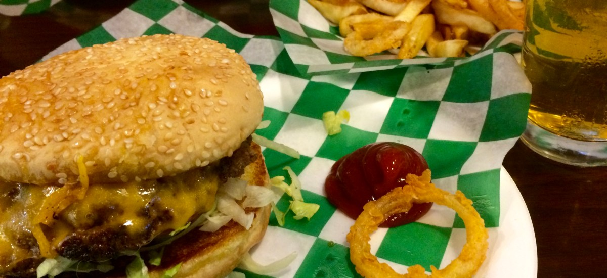 Friday Night:  Burgers, Anyone?