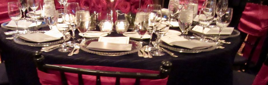 Set the Stage with a Beautiful Table