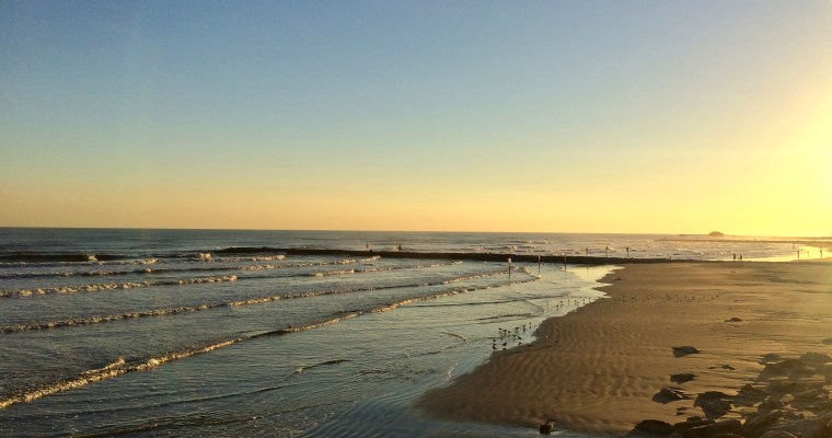 Haiku for Galveston in Autumn