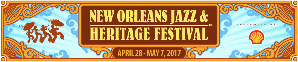 New Orleans Jazz Fest Anticipation:  The Lineup was Announced Today!!!