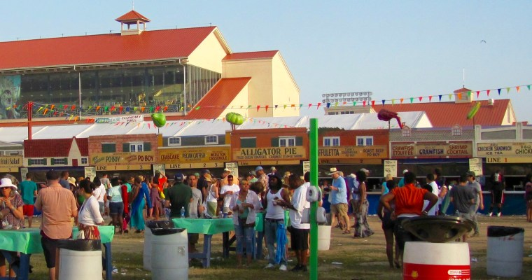 New Orleans Jazz Fest Anticipation:  Food at the Festival and the Foodie's Dilemma