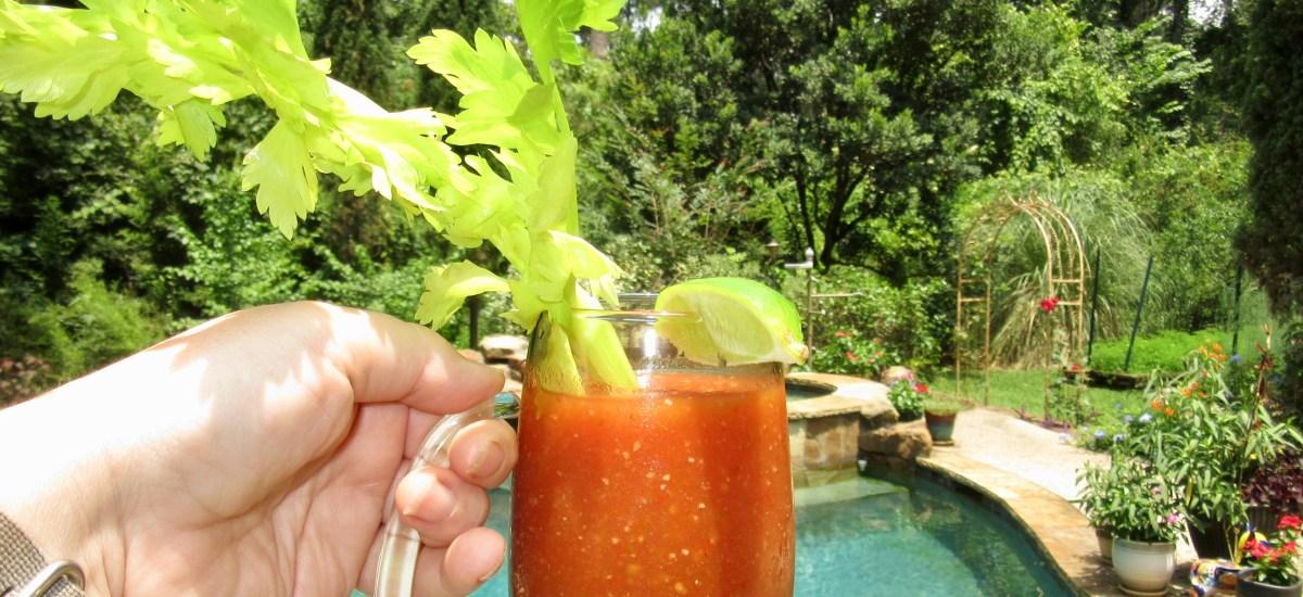 Tom's Spicy Tomato Juice