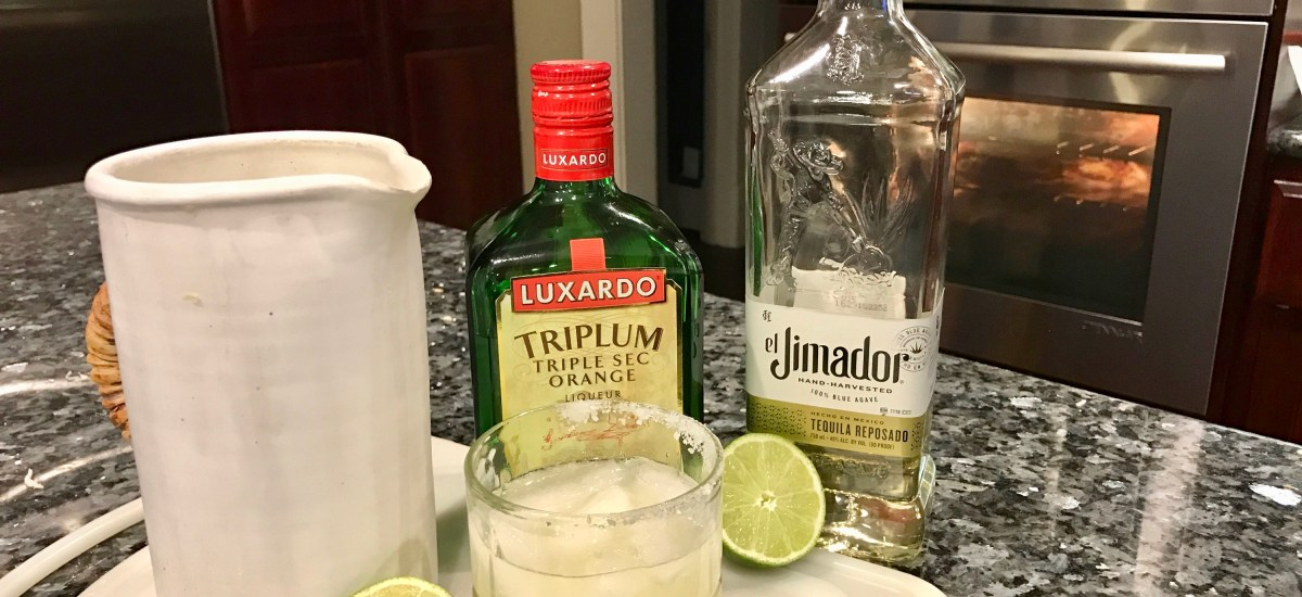 Margaritas, Perfected Over Time by the Raconteur