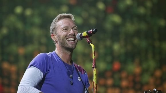 "Coldplay: ""Houston, you got to keep on keepin' on"""