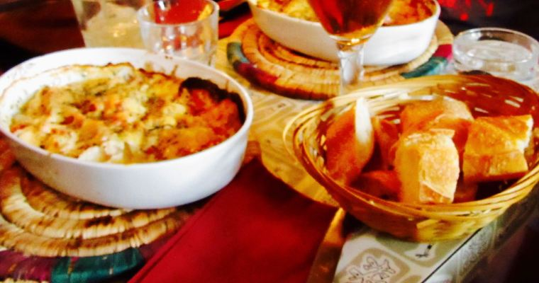 """Comfort Food Alert: The """"Best Gratin in Paris"""" (or maybe anywhere)"""