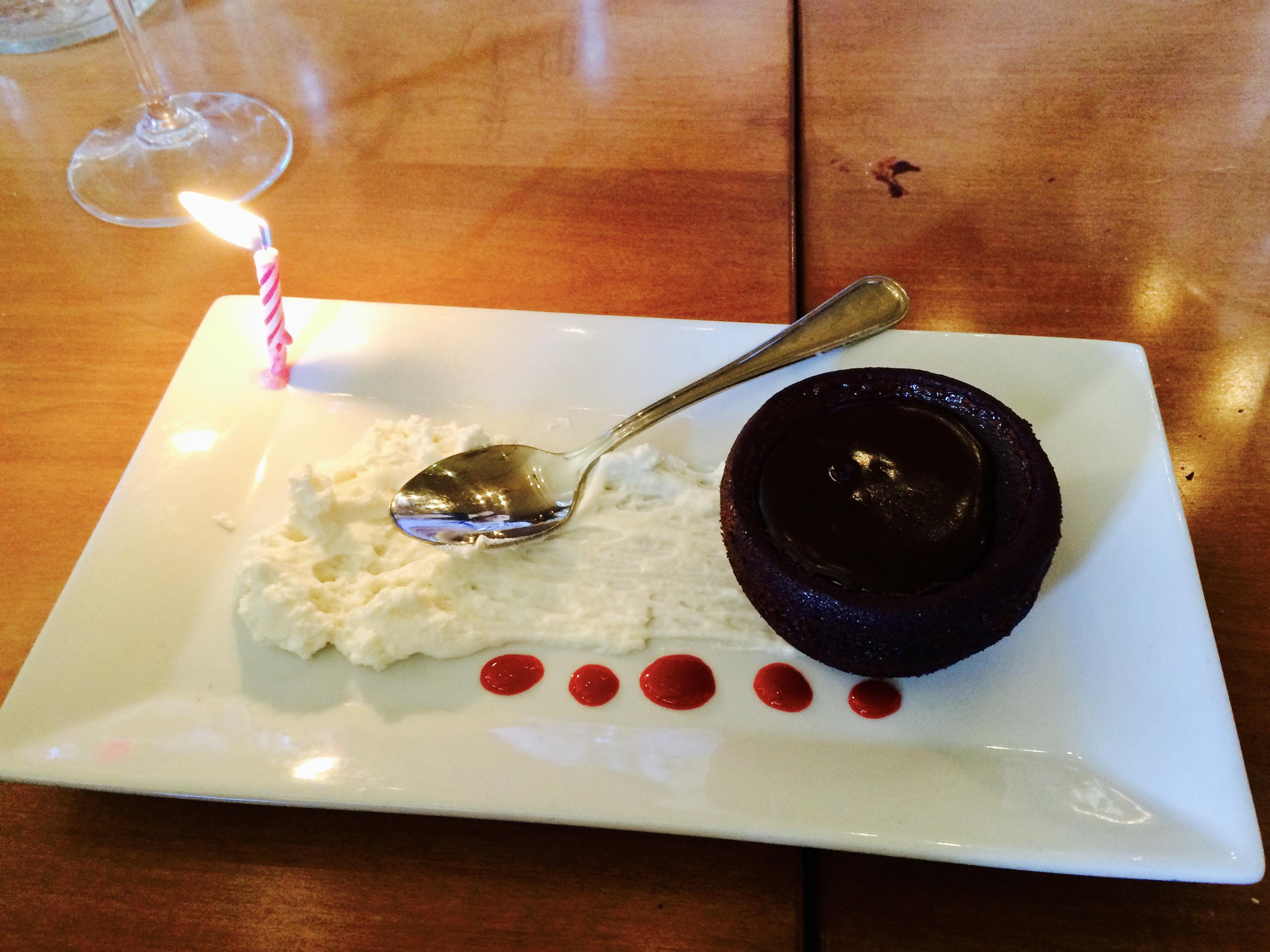 Birthday Brunch: Simple is Good