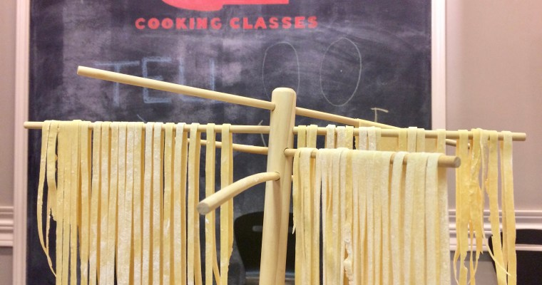 Date Night: How to Make  Fresh Pasta