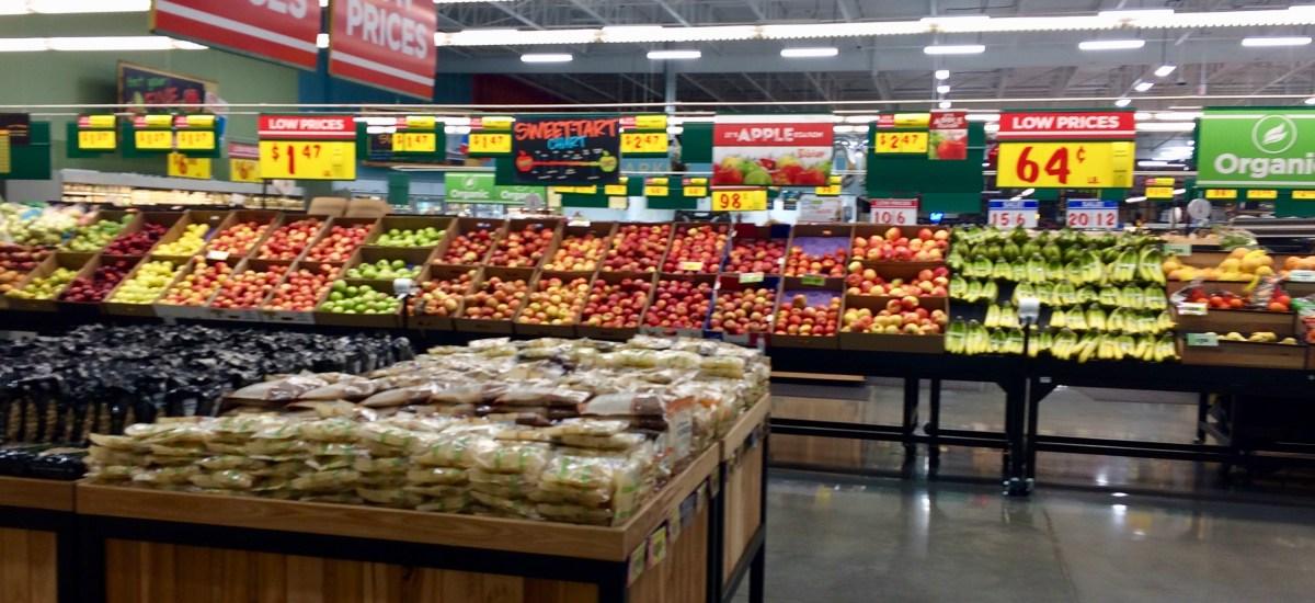 Two Haiku: Empty Grocery Store