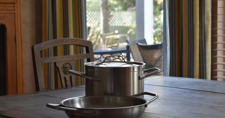 The Made-in-Italy Paderno Cookware I Fought for and Earned