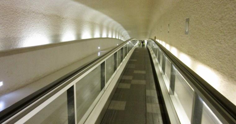 Haiku: Airport Moving Walkway