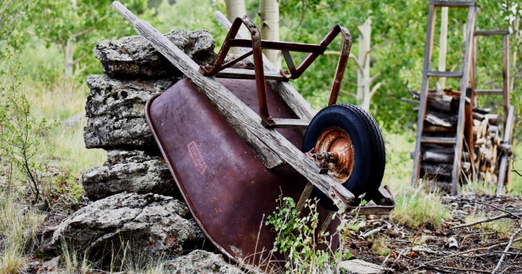 Haiku: The Wheelbarrow's Promise