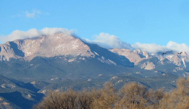 Shared by a Fellow Blogger: Pikes Peak