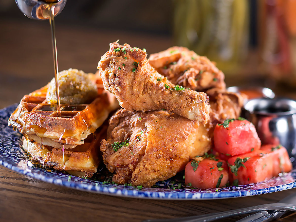 "From Food & Wine: ""The 50 best Southern restaurants in America, according to OpenTable"""