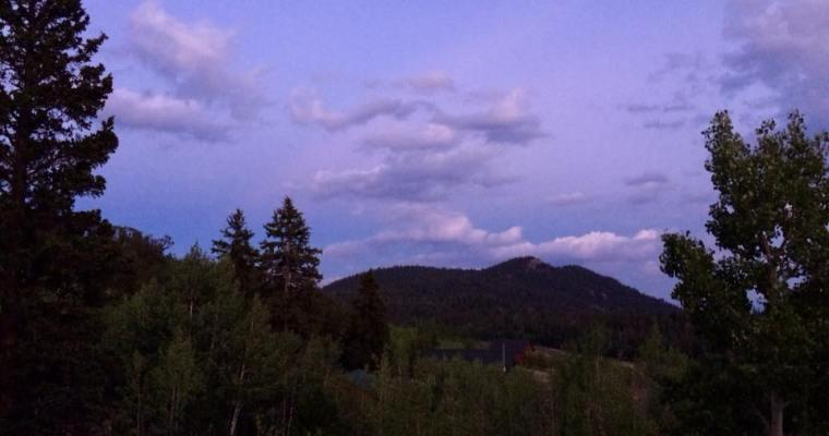 "Mountain Sunset Haiku and ""Enviation"""
