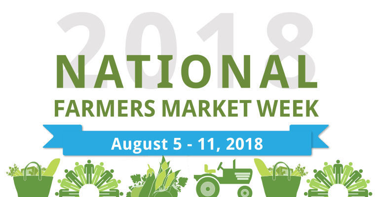 National Farmers Market Week!