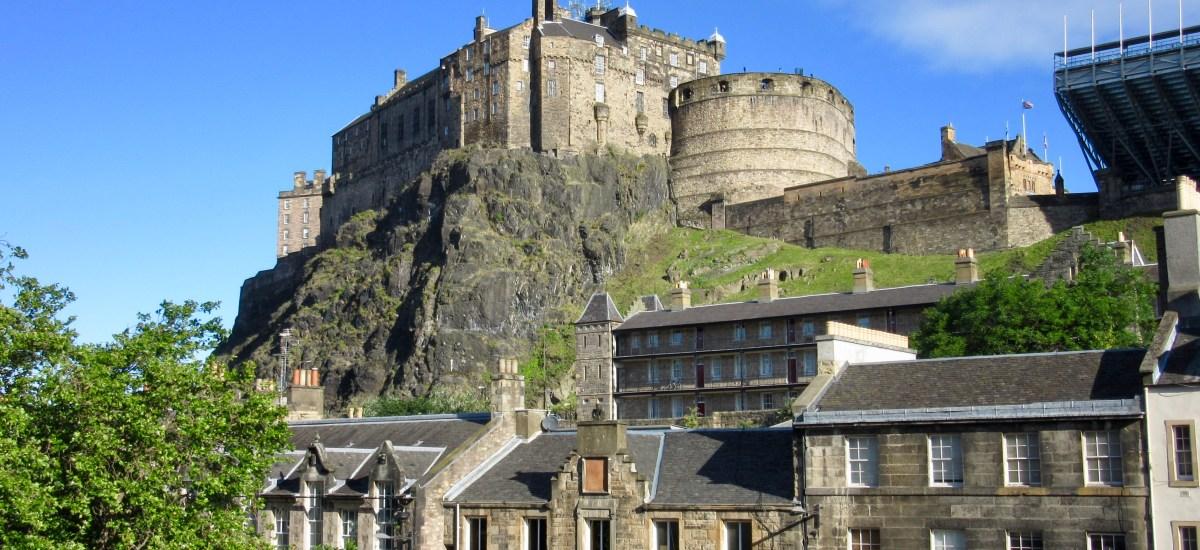 Edinburgh Farmers Market – Jazz and Memories in the Shadow of Edinburgh Castle