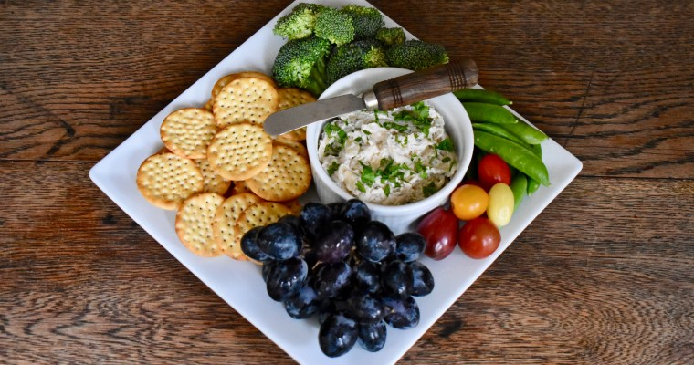 Party Recipe: Golden Onion Dip